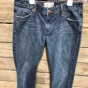 Levi Strauss Low rise Boot cut Jeans (Juniors)
